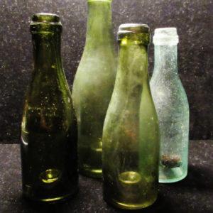Шкалики казённые стекло тара