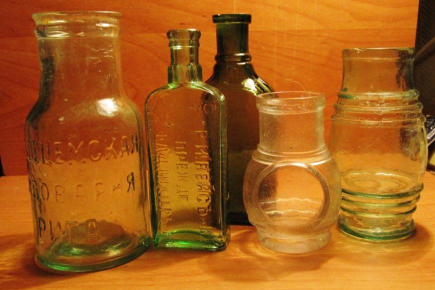 Бытовое стекло и стеклотара
