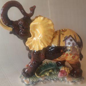 Керамический Индийский слон