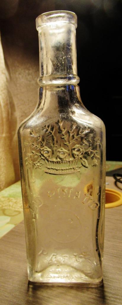 Парфюмерная бутылка Ed.Pinaud