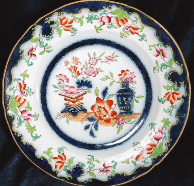 Минтон тарелки из коллекции магазина