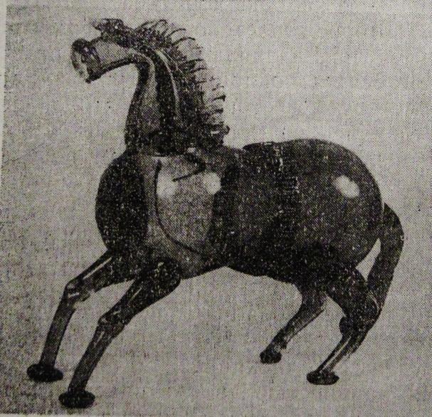 Бочонок конь