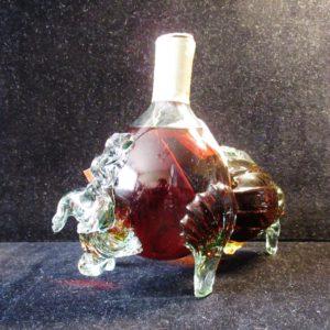 фигурная бутылка-Бык