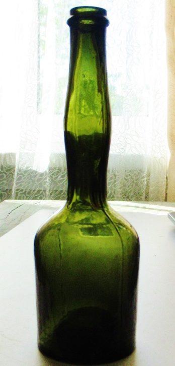 Английская горькая бутылка